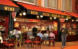 Independence of the Seas - Royal Caribbean International - Sorrento ´s Pizza