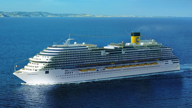 Costa Diadema - Costa Cruises