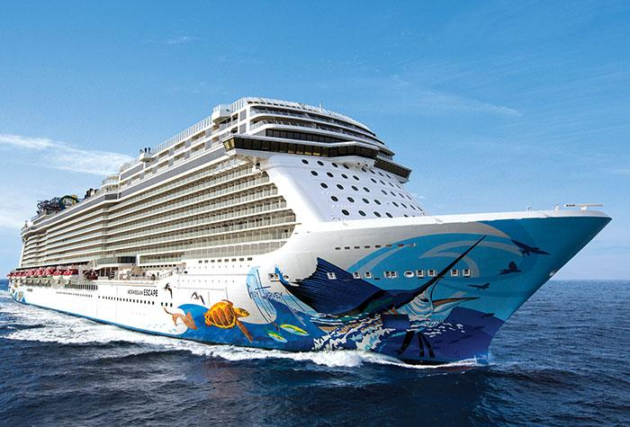 Norwegian Escape - Norwegian Cruise Lines