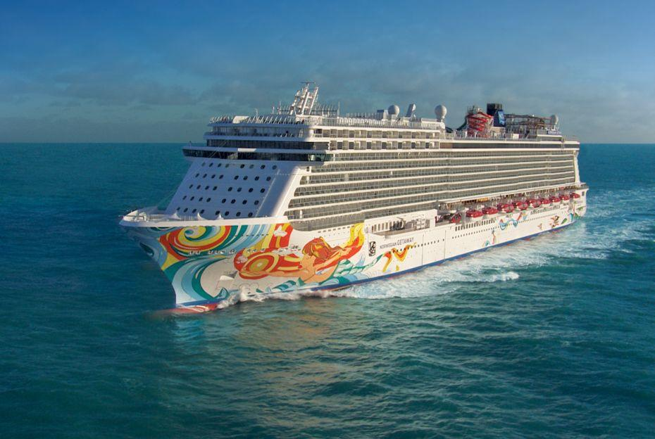 Norwegian Getaway - Norwegian Cruise Lines