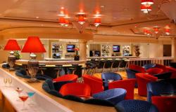Norwegian Dawn - Norwegian Cruise Lines - bar na lodi