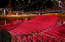 Norwegian Dawn - Norwegian Cruise Lines - Stardust Theatre