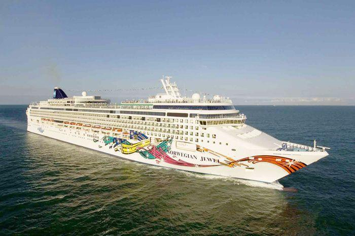 Norwegian Jewel - Norwegian Cruise Lines
