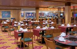 Norwegian Jewel - Norwegian Cruise Lines - sushi bar na lodi