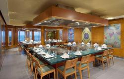 Norwegian Jewel - Norwegian Cruise Lines - Teppanyaki Restaurant