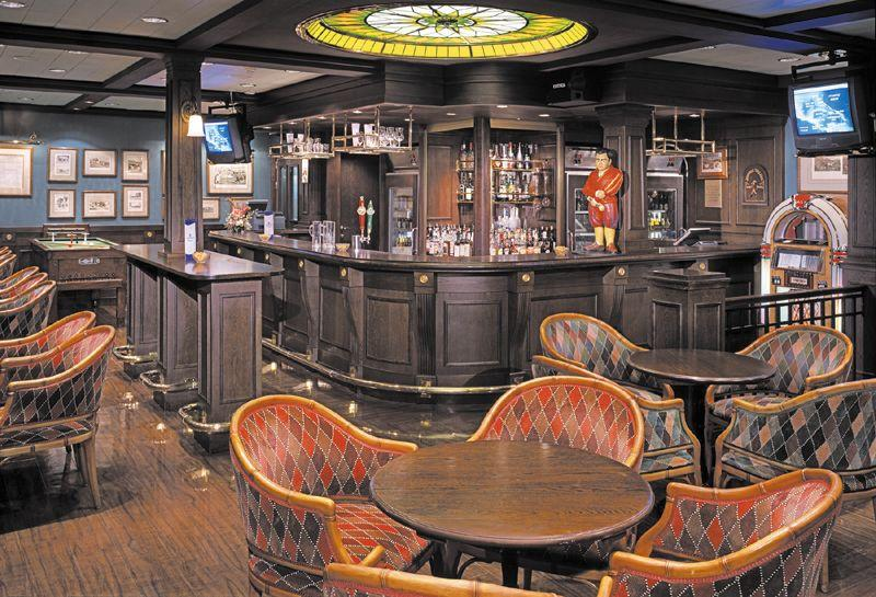 Norwegian Spirit - Norwegian Cruise Lines - Shanghai Bar