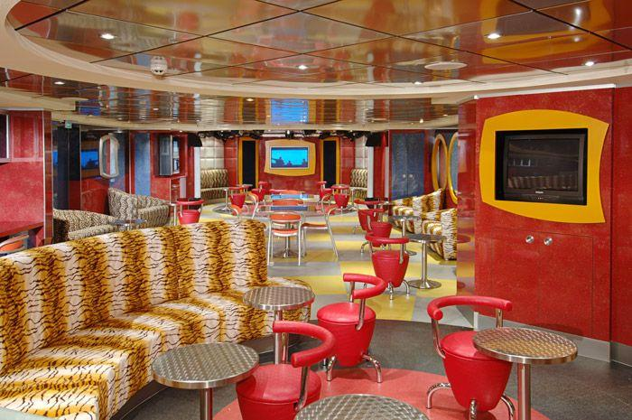 Pride of America - Norwegian Cruise Lines - bar na lodi