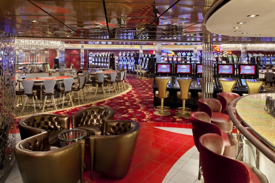 Allure of the Seas - Royal Caribbean International - casino na lodi