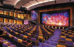 Brilliance of the Seas - Royal Caribbean International - kino