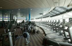 Freedom of the Seas - Royal Caribbean International - ShipShape® Fitness centrum