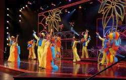 Jewel of the Seas - Royal Caribbean International - taneční show na lodi