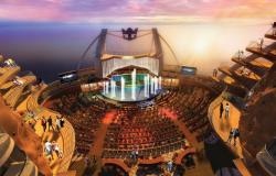 Oasis of the Seas - Royal Caribbean International - Aqua theatre
