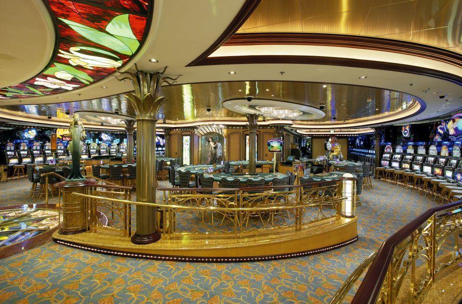 Serenade of the Seas - Royal Caribbean International - Video arkáda