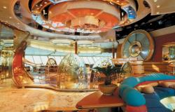 Splendour of the Seas - Royal Caribbean International - diskotéka na lodi