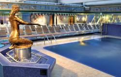 Costa Fortuna - Costa Cruises - wellness centrum
