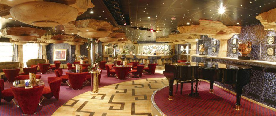 Costa Magica - Costa Cruises - Capo Colonna piano bar